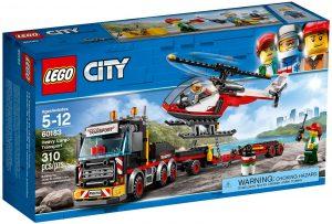 LEGO City Heavy Cargo Transport (60183)