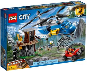 LEGO City Mountain Arrest (60173)