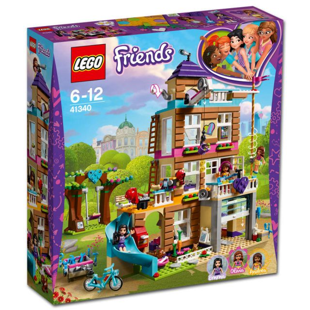 LEGO Friends - Friendship House (41340)