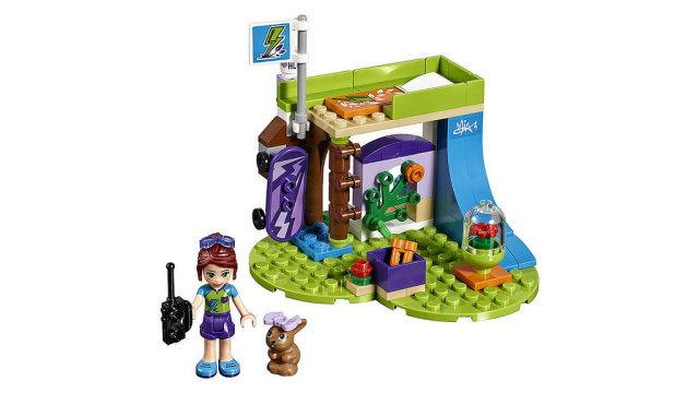 LEGO Friends - Mia's Bedroom (41327)