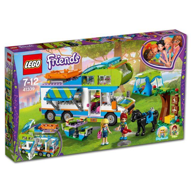 LEGO Friends -Mia's Camper Van (41339)