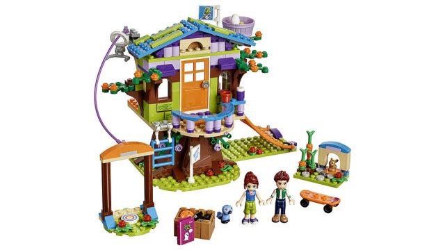 LEGO Friends -Mia's Tree House (41335)
