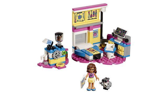 LEGO Friends - Olivia's Bedroom (41329)