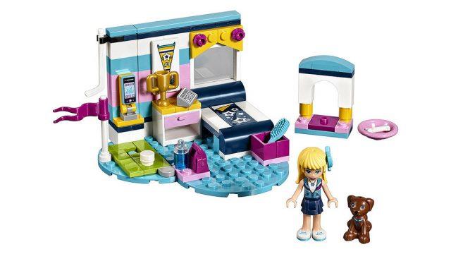LEGO Friends - Stephanie's Bedroom (41328)
