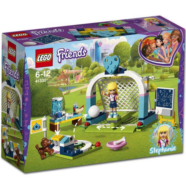 LEGO Friends - Stephanie's Sport Park (41330)
