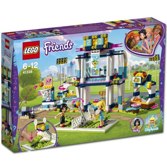 LEGO Friends -Stephanie's Sports Arena (41338)