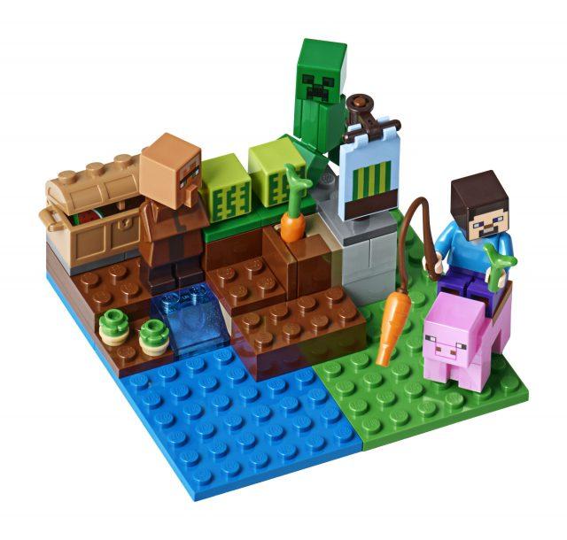 LEGO Minecraft 21138 - The Melon Farm