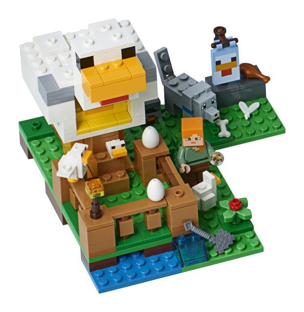 LEGO Minecraft 21140 - The Chicken Coop