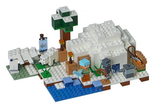 LEGO Minecraft 21142 - The Polar Igloo