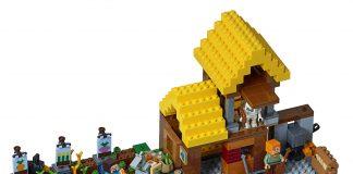 LEGO Minecraft 21144 - The Farm Cottage