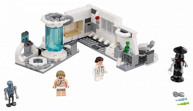 LEGO Star Wars Hoth Medical Chamber (75203)