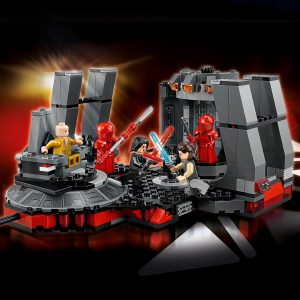 LEGO Star Wars Snoke's Throne Room (75216)