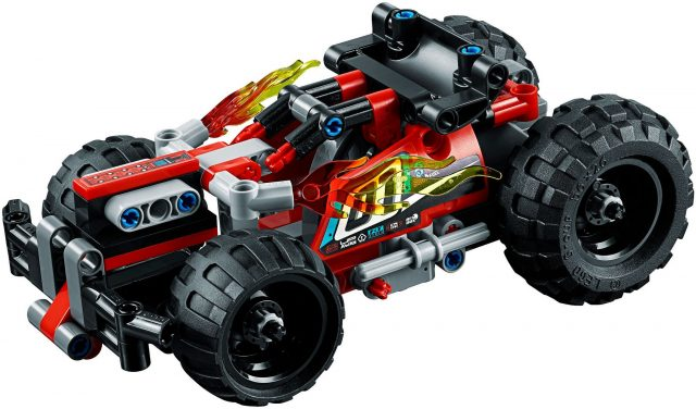 LEGO TECHNIC BASH! (42073)