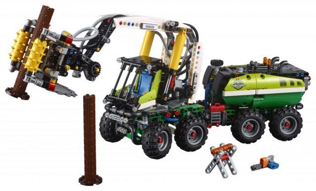 LEGO Technic Forest Machine (42080)