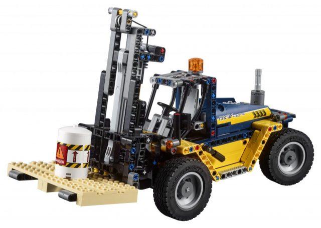 LEGO Technic Heavy Duty Forklift (42079)