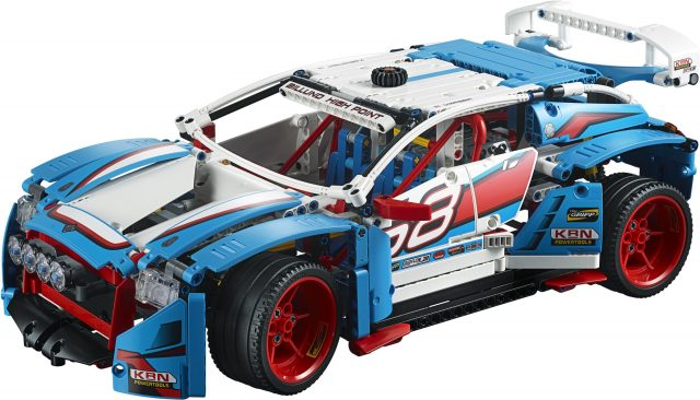 LEGO Technic - Rally Car (42077)