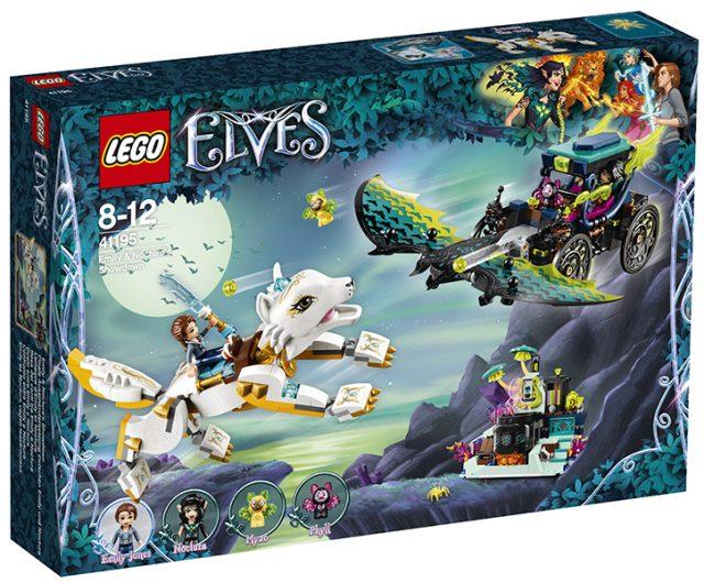LEGO Elves 41195 - Resa dei conti tra emily e noctura