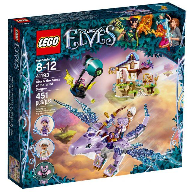 LEGO Elves Azari & the Fire Lion Capture (41192)