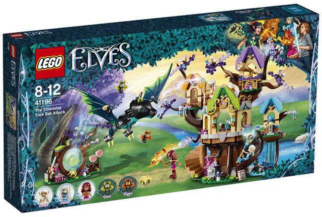 LEGO Elves L'albero Elvenstar (41196)