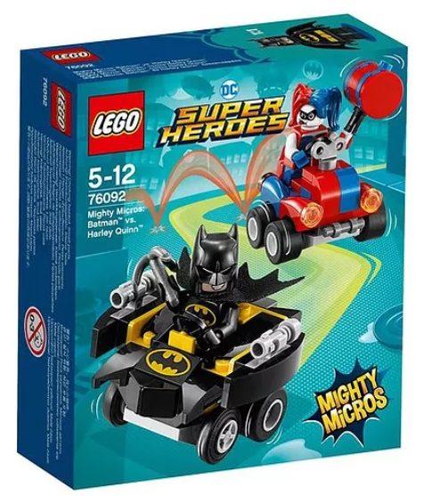 LEGOMighty Micros: Batman vs. Harley Quinn (76092)