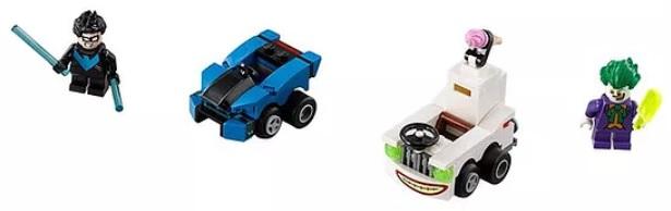 LEGOMighty Micros: Nightwing vs. The Joker (76093)