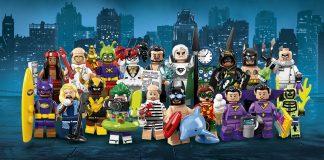 Minifigure LEGO Batman Movie Serie 2 (71020)