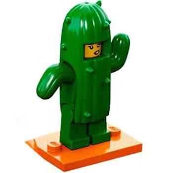 Cactus Suit Girl