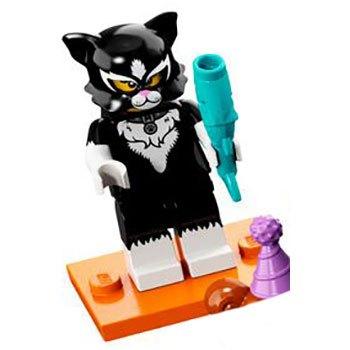 Cat Suit Minifigure