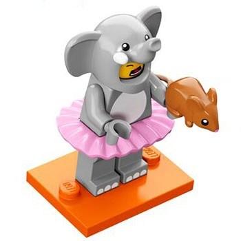 Elephant Suit Girl