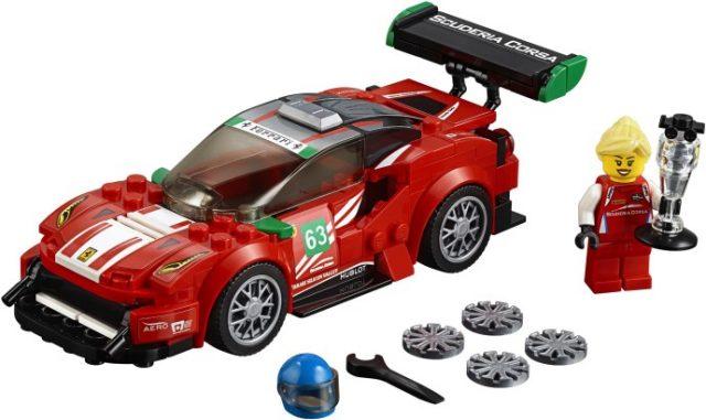 "Ferrari 488 GT3 ""Scuderia Corsa"" (75886)"