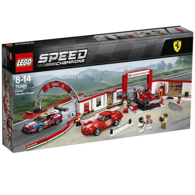 Ferrari Ultimate Garage (75889)