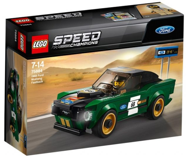 LEGO Mustang Fastback (75884)