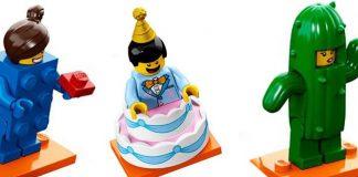 Minifigure LEGO Collezionabili Serie 18 (71021)