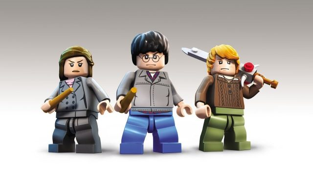 Minifigure LEGO Harry Potter