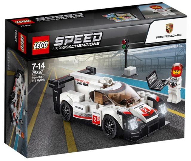 Porsche 919 Hybrid (75887)