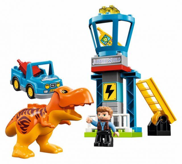 10880 – LEGO DUPLO T-Rex Tower