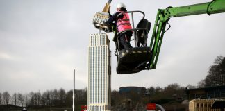 Empire State Building installato nel LEGOLAND Windsor