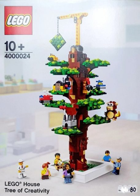 LEGO® House Tree of Creativity (4000024)
