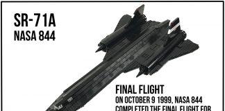 LEGO Ideas SR-71A The Final Flight