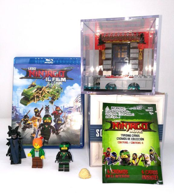LEGO Ninjago Movie Blue Ray