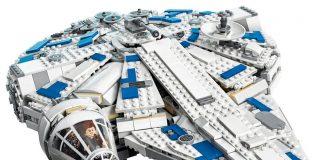 LEGO Star Wars Kessel Run Millennium Falcon (75212)