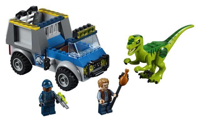 Raptor Rescue Truck (10757)