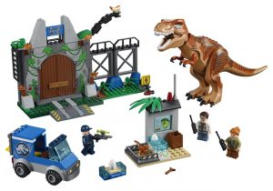T. rex Breakout (10578)