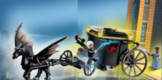 LEGO Fantastic Beasts' Grindelwald´s Escape