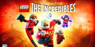 LEGO Gli Incredibili Locandina