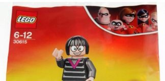 LEGO Gli Incredibili Edna Mode 30615
