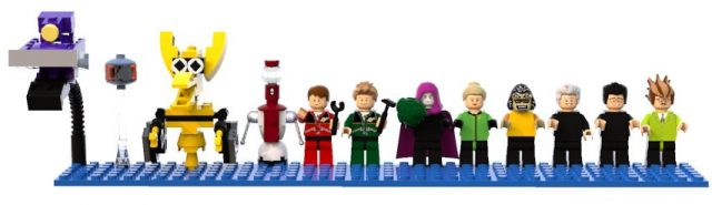 LEGO Ideas LEGO Mystery Science Theater 3000