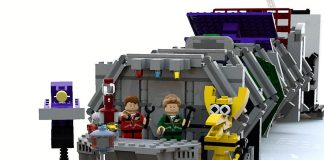 LEGO Ideas: LEGO Mystery Science Theater 3000