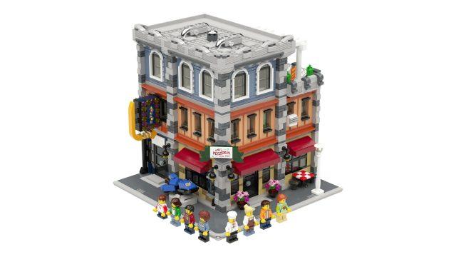 LEGO Ideas Modular Arcade