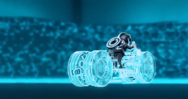 LEGO Ideas Tron Legacy (21314) trailer